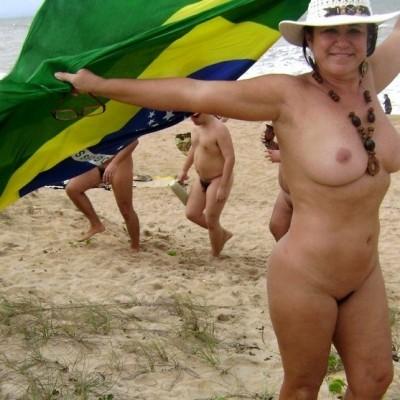 Praia de Nudismo