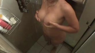 no banheiro