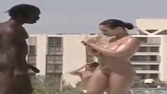 sexo em praia de nudismo xxx safadas