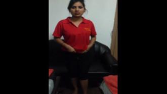 Patrão obrigando a secretaria tirar a roupa no escritorio - http://videosamadoresdenovinhas.com