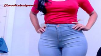 Jeans Apertadinho Claudiahotpants