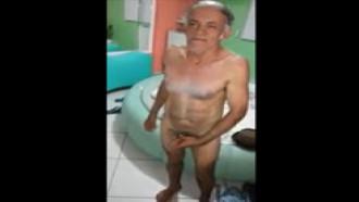 Velho Querendo Comer Mulatinha No Motel