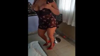 Gostosa sensualizando caiu na net (totalsexy.com.br)