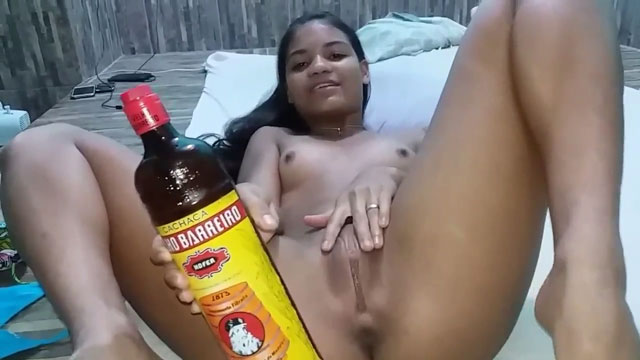 Sexy brunette charlotte cross riding cock video