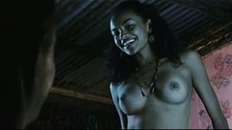 Atriz Lucy Ramos nua em cena de sexo pelada