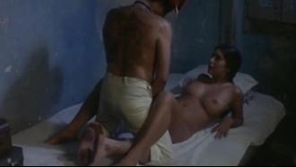 Maitê Proença nua em cena de fime nacional pagando peitinho. Atriz Maitê Proença transando com muita sensualidade no filmeProva de Fogo de 1980.