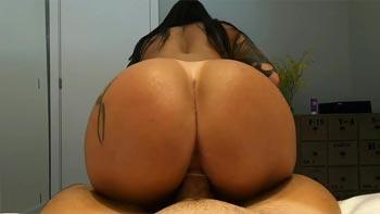 Monica Santhiago anal